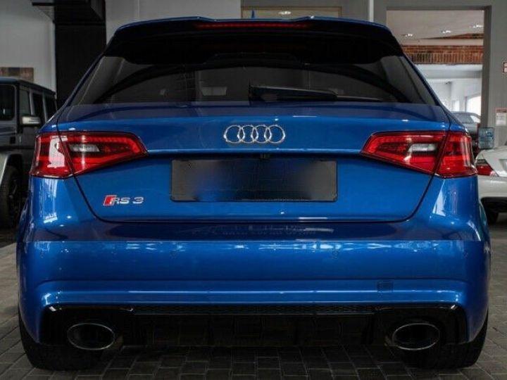Audi RS3 SPORTBACK QUATTRO 2.5 TFSI  Bleu Sepang effet nacré - 4