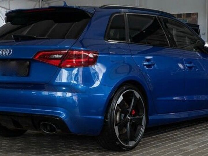 Audi RS3 SPORTBACK QUATTRO 2.5 TFSI  Bleu Sepang effet nacré - 5