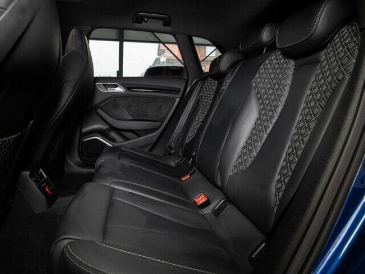 Audi RS3 SPORTBACK QUATTRO 2.5 TFSI  Bleu Sepang effet nacré - 10