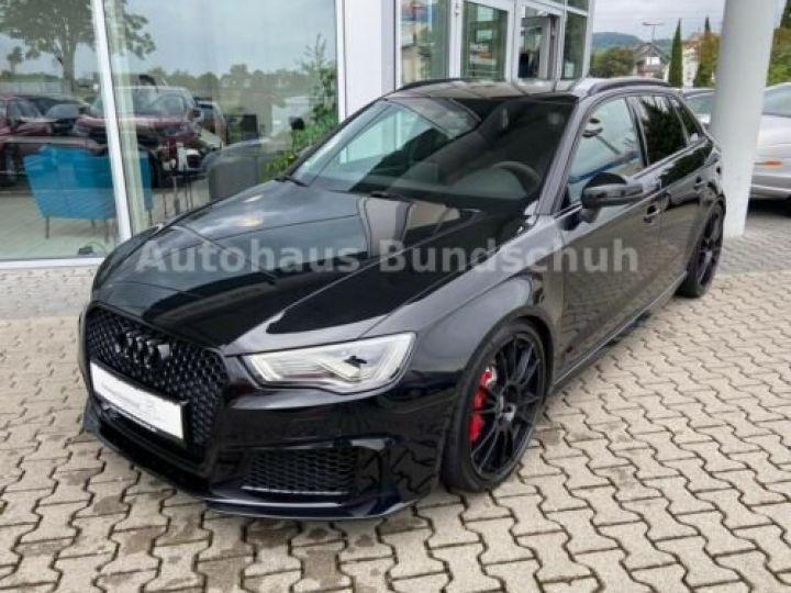 Audi RS3 Sportback S tronic / GPS / Camera Recul /Radar / Garantie 12 mois Noir métallisée  - 1
