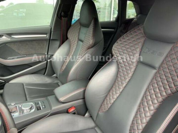 Audi RS3 Sportback S tronic / GPS / Camera Recul /Radar / Garantie 12 mois Noir métallisée  - 7