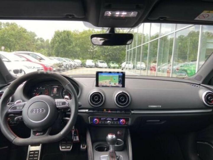 Audi RS3 Sportback S tronic / GPS / Camera Recul /Radar / Garantie 12 mois Noir métallisée  - 12