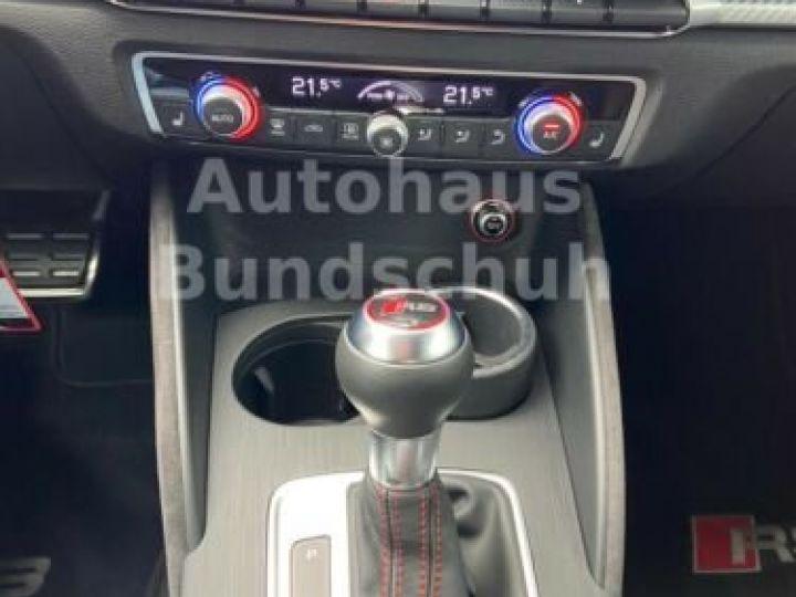 Audi RS3 Sportback S tronic / GPS / Camera Recul /Radar / Garantie 12 mois Noir métallisée  - 14