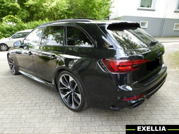 Audi RS4 2.9 TFSI NOIR PEINTURE METALISE  Occasion - 3