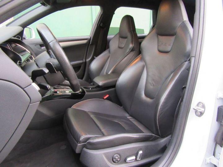 Audi RS4 4.2 V8 FSI 450CH QUATTRO S TRONIC 7 GRIS SUZUKA Occasion - 4