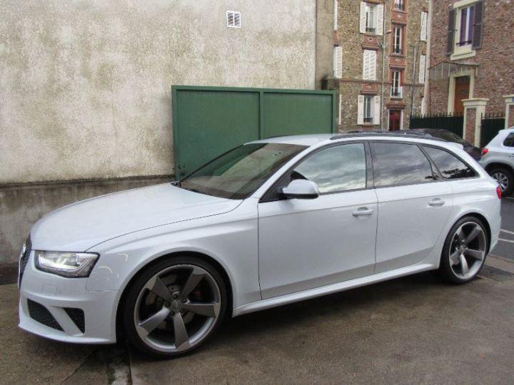 Audi RS4 4.2 V8 FSI 450CH QUATTRO S TRONIC 7 GRIS SUZUKA Occasion - 5
