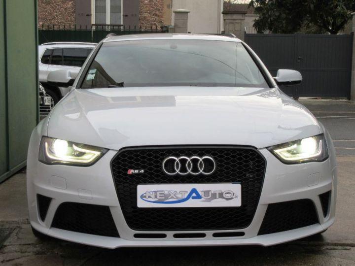 Audi RS4 4.2 V8 FSI 450CH QUATTRO S TRONIC 7 GRIS SUZUKA Occasion - 6
