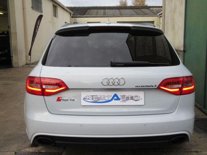 Audi RS4 4.2 V8 FSI 450CH QUATTRO S TRONIC 7 GRIS SUZUKA Occasion - 7