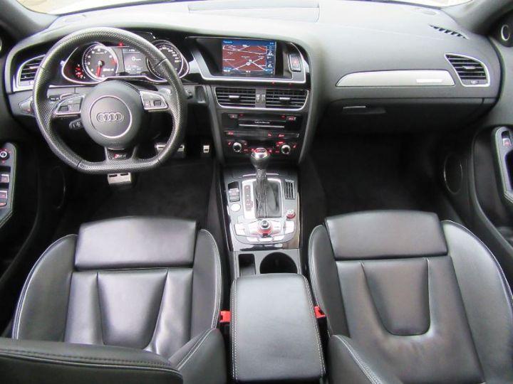 Audi RS4 4.2 V8 FSI 450CH QUATTRO S TRONIC 7 GRIS SUZUKA Occasion - 9