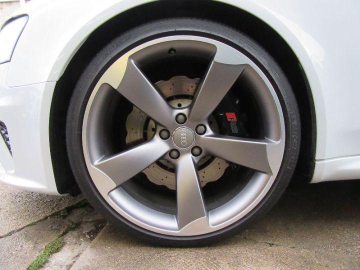 Audi RS4 4.2 V8 FSI 450CH QUATTRO S TRONIC 7 GRIS SUZUKA Occasion - 14