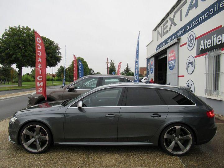 Audi RS4 4.2 V8 FSI 450CH QUATTRO S TRONIC 7 Gris Daytona - 5