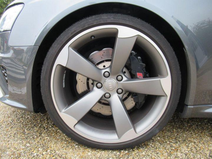 Audi RS4 4.2 V8 FSI 450CH QUATTRO S TRONIC 7 Gris Daytona - 7