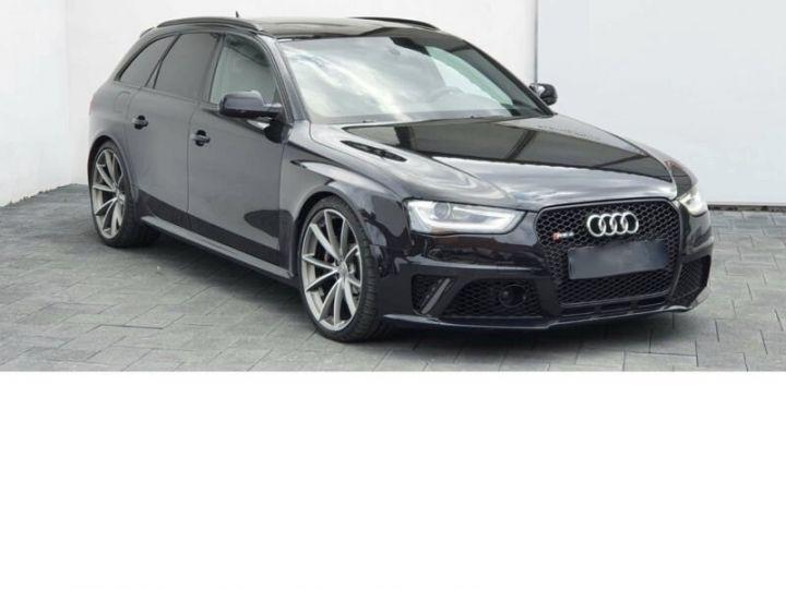 Audi RS4 4.2l FSI Quattro noir - 3