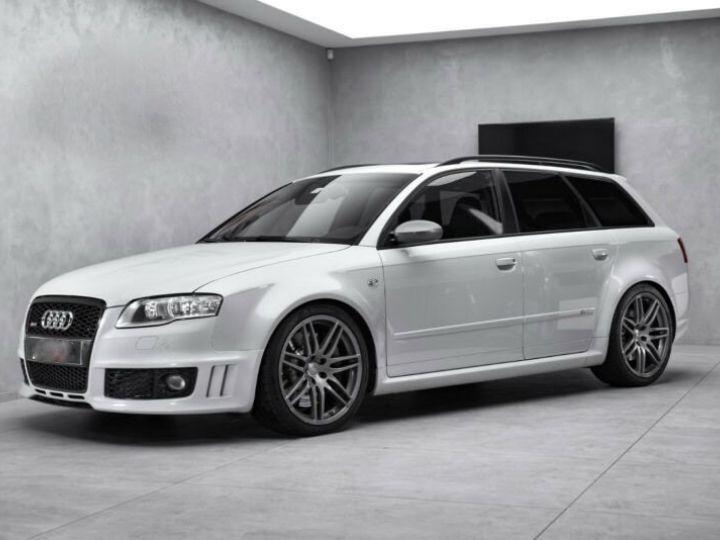 Audi RS4 4.2l FSI Quattro Exclusive  Gris Suzuka - 1