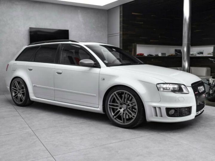 Audi RS4 4.2l FSI Quattro Exclusive  Gris Suzuka - 2