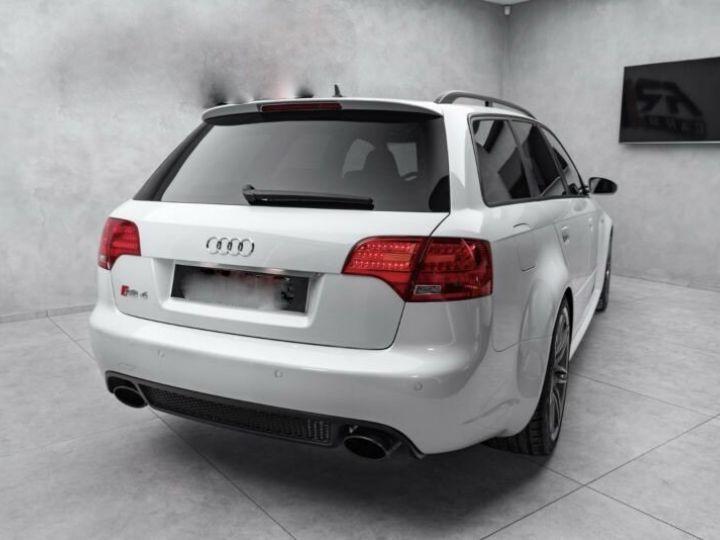 Audi RS4 4.2l FSI Quattro Exclusive  Gris Suzuka - 3