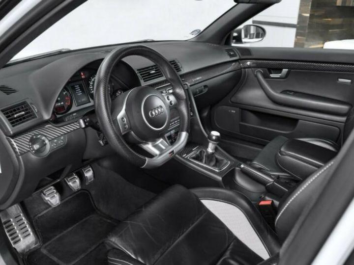 Audi RS4 4.2l FSI Quattro Exclusive  Gris Suzuka - 5