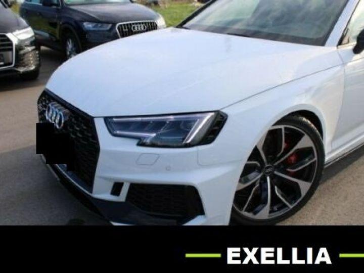 Audi RS4 Audi RS 4 Avant BlackEdition VMAX SportAGA Matrix HUD BLANC METALISEE Occasion - 9