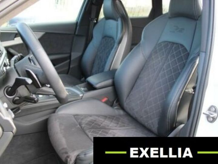 Audi RS4 Audi RS 4 Avant BlackEdition VMAX SportAGA Matrix HUD BLANC METALISEE Occasion - 5