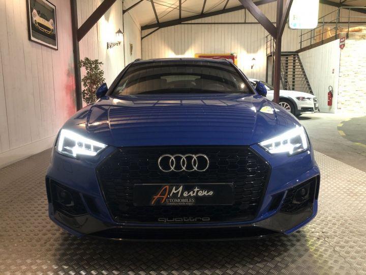 Audi RS4 AVANT 2.9 TFSI 450 CV QUATTRO BVA Bleu - 3