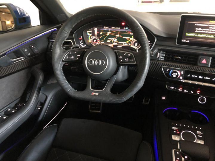 Audi RS4 AVANT 2.9 TFSI 450 CV QUATTRO BVA Bleu - 5