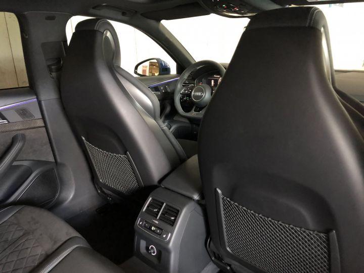 Audi RS4 AVANT 2.9 TFSI 450 CV QUATTRO BVA Bleu - 7