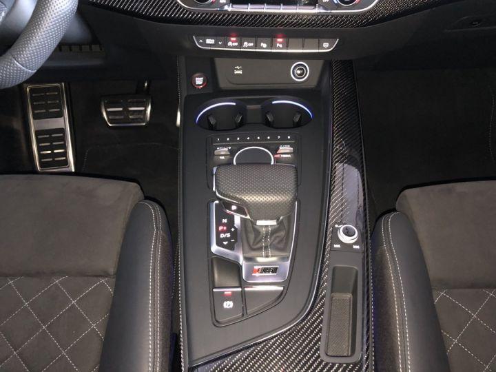 Audi RS4 AVANT 2.9 TFSI 450 CV QUATTRO BVA Bleu - 12