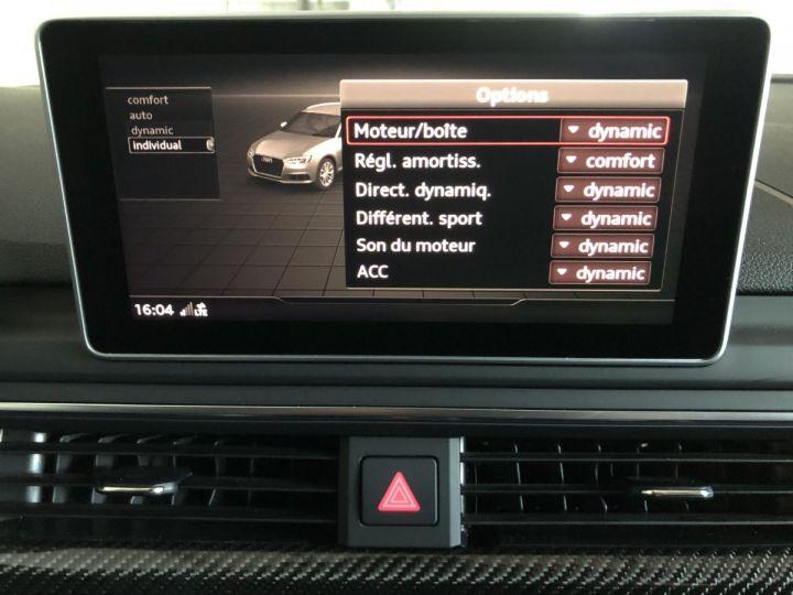 Audi RS4 AVANT 2.9 TFSI 450 CV QUATTRO BVA Bleu - 16