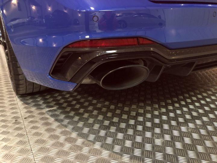 Audi RS4 AVANT 2.9 TFSI 450 CV QUATTRO BVA Bleu - 19