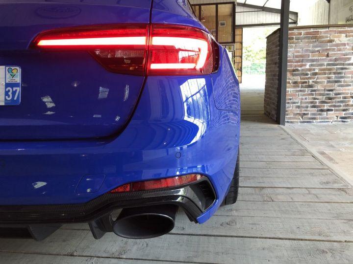 Audi RS4 AVANT 2.9 TFSI 450 CV QUATTRO BVA Bleu - 20