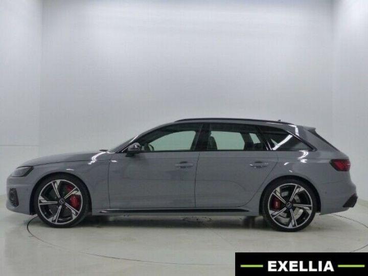 Audi RS4 Avant 2.9 TFSI Quattro  gris nardo  Occasion - 4