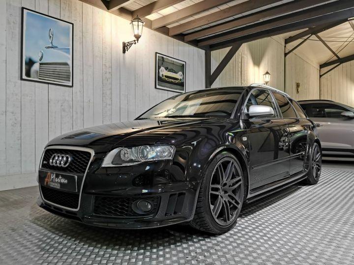 Audi RS4 AVANT 4.2 FSI 420 CV QUATTRO BV6 Noir - 2