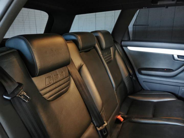 Audi RS4 AVANT 4.2 FSI 420 CV QUATTRO BV6 Noir - 11