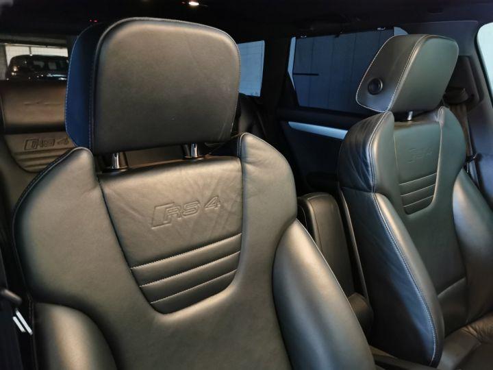 Audi RS4 AVANT 4.2 FSI 420 CV QUATTRO BV6 Noir - 12