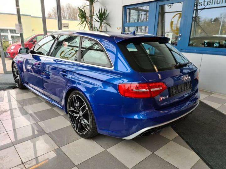 Audi RS4 Avant 4.2 FSI quattro * S-Line * Bleu - 3