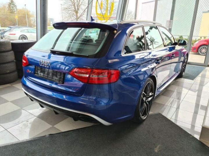 Audi RS4 Avant 4.2 FSI quattro * S-Line * Bleu - 4