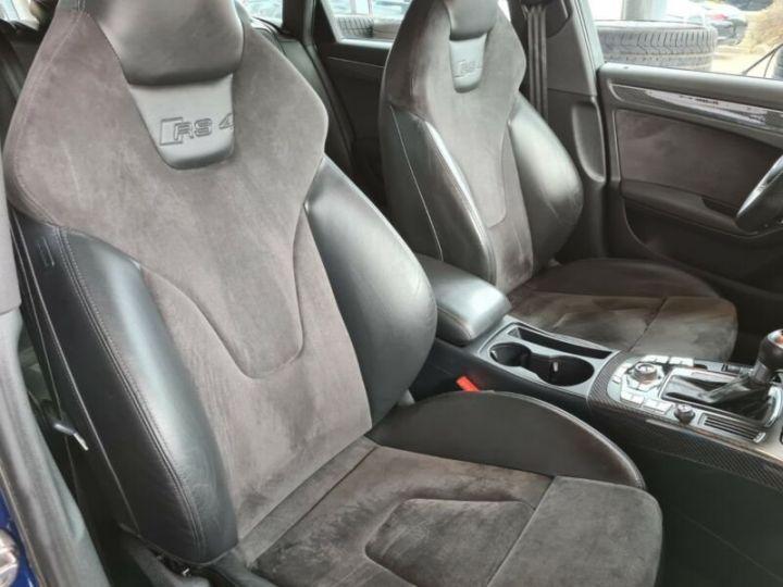 Audi RS4 Avant 4.2 FSI quattro * S-Line * Bleu - 8