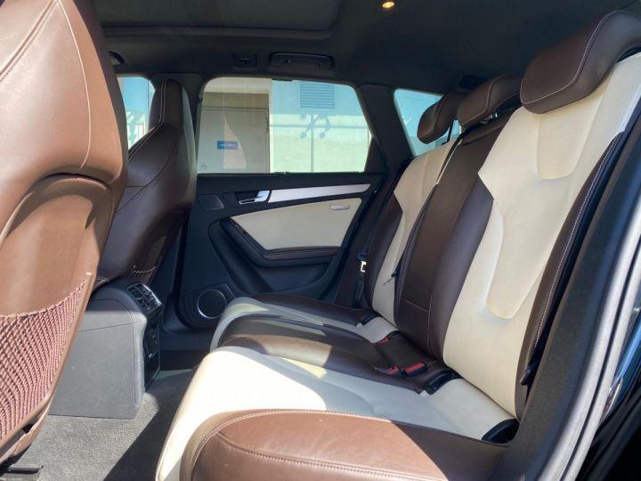 Audi RS4 AVANT 4.2 V8 TFSI 450 CV QUATTRO S TRONIC 7  - MONACO Noir Métal - 8