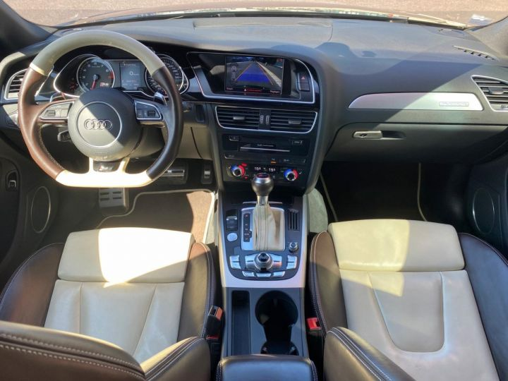 Audi RS4 AVANT 4.2 V8 TFSI 450 CV QUATTRO S TRONIC 7  - MONACO Noir Métal - 9