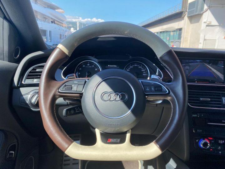 Audi RS4 AVANT 4.2 V8 TFSI 450 CV QUATTRO S TRONIC 7  - MONACO Noir Métal - 10
