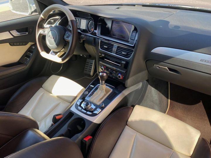 Audi RS4 AVANT 4.2 V8 TFSI 450 CV QUATTRO S TRONIC 7  - MONACO Noir Métal - 13