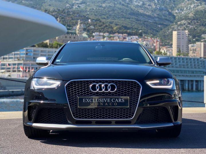 Audi RS4 AVANT 4.2 V8 TFSI 450 CV QUATTRO S TRONIC 7  - MONACO Noir Métal - 19
