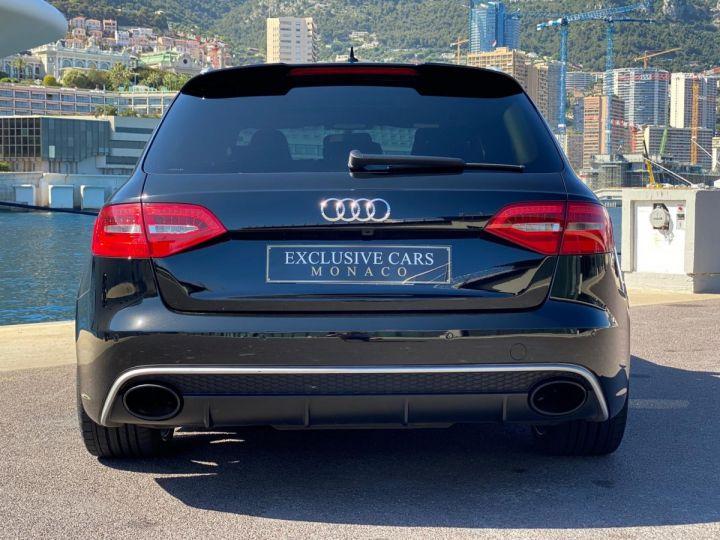 Audi RS4 AVANT 4.2 V8 TFSI 450 CV QUATTRO S TRONIC 7  - MONACO Noir Métal - 20