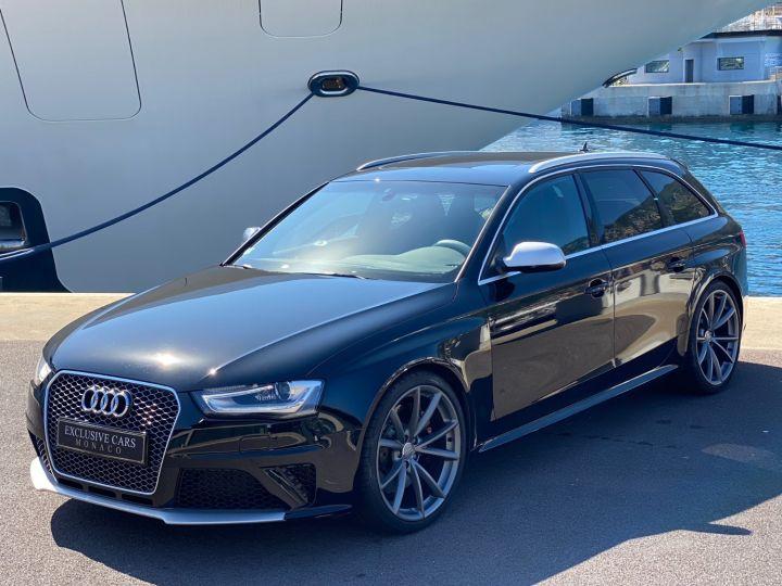 Audi RS4 AVANT 4.2 V8 TFSI 450 CV QUATTRO S TRONIC 7 - MONACO Noir Metal - 1