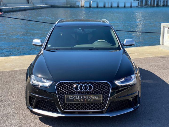 Audi RS4 AVANT 4.2 V8 TFSI 450 CV QUATTRO S TRONIC 7 - MONACO Noir Metal - 2