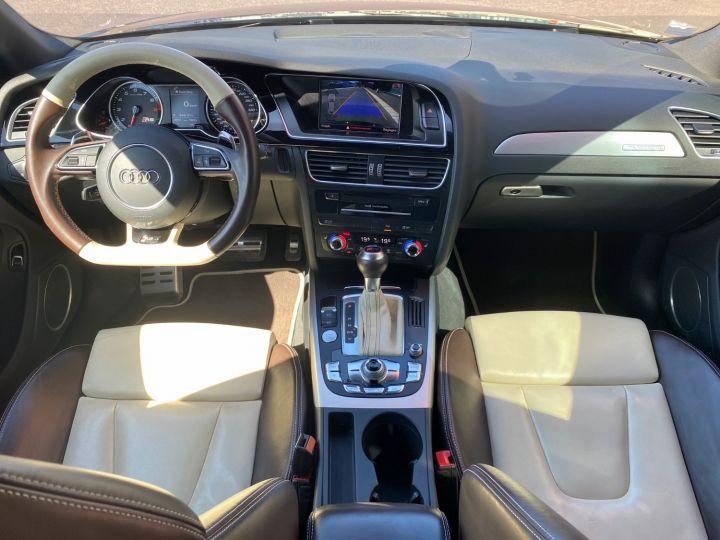 Audi RS4 AVANT 4.2 V8 TFSI 450 CV QUATTRO S TRONIC 7 - MONACO Noir Metal - 9
