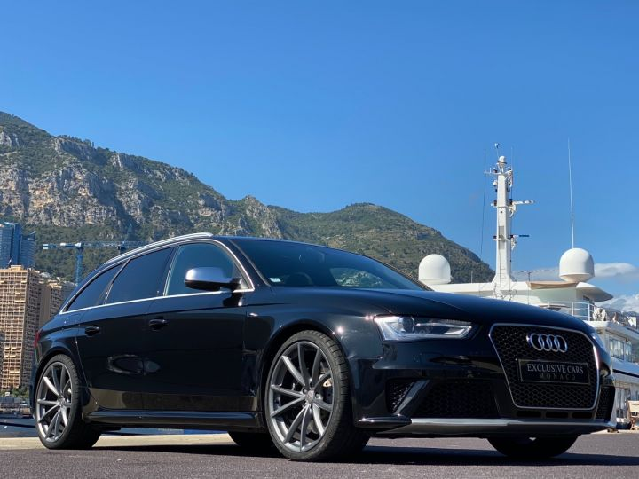 Audi RS4 AVANT 4.2 V8 TFSI 450 CV QUATTRO S TRONIC 7 - MONACO Noir Metal - 17