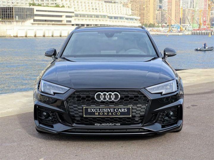 Audi RS4 AVANT QUATTRO 2.9 TFSI 450 CV - MONACO Noir Métal - 2