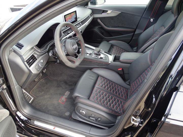 Audi RS4 AVANT QUATTRO 2.9 TFSI 450 CV - MONACO Noir Métal - 7
