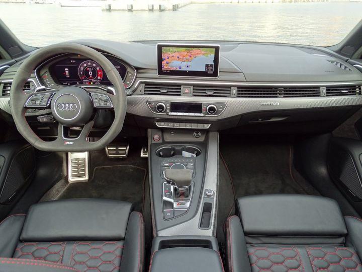 Audi RS4 AVANT QUATTRO 2.9 TFSI 450 CV - MONACO Noir Métal - 9